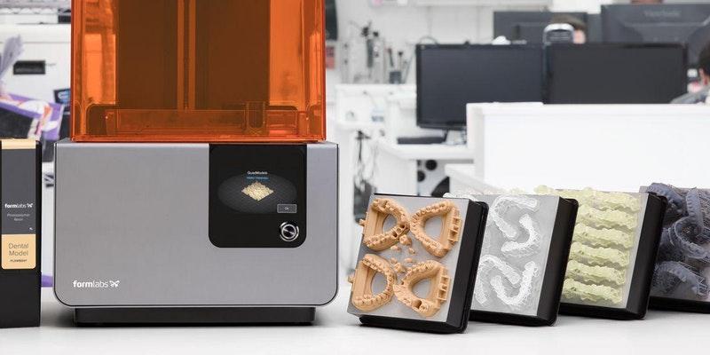 3д-принтер компании Formlabs