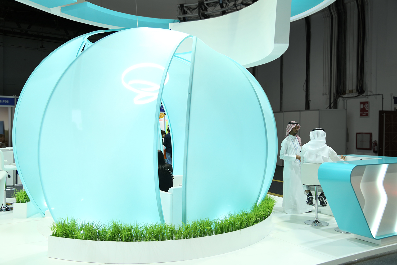 Министерство транспорта Саудовской Аравии на выставці
