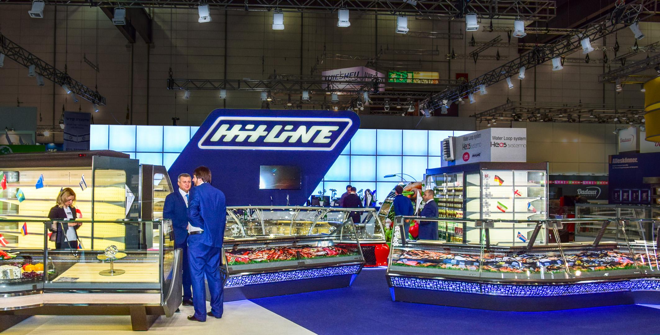 виставковий стенд Hitline в Німеччині